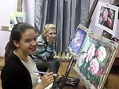 Школа визуальных искусств| Курсы рисунка и живописи